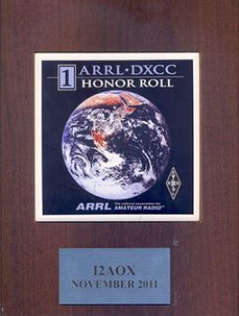 DXCC Honor Roll #1